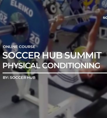 Soccer HUB online Summit 2018: Panel 4 (Physical Conditioning)