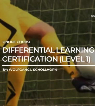 Differential Learning System: Certification Course (Level 1: Soccer)