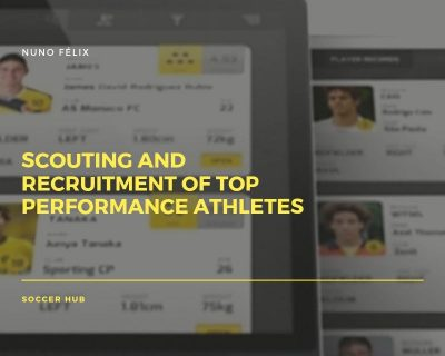 Scouting and recruitment of top performance athletes
