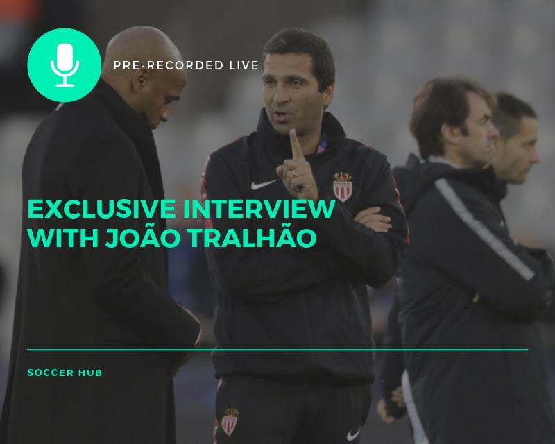 Exclusive interview with João Tralhão!