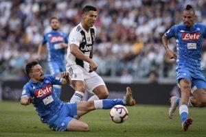 Juventus-Napoli-CR7