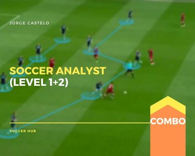 Soccer Analyst (Level 1+ Level 2) Combo