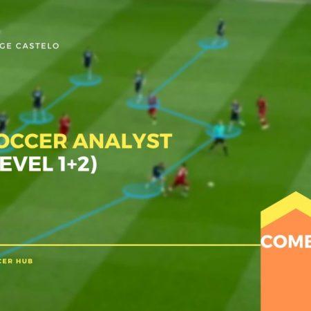 Soccer Analyst (Level 1+ Level 2) Combo